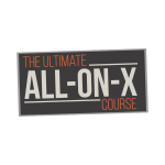 The Ultimate All-on-X Course